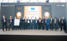 Норникель получил высшую награду SAP