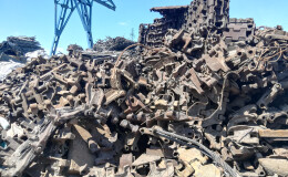 Цены на металлолом растут – вагоны дорожают