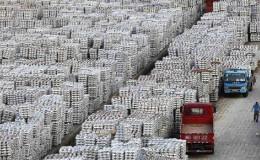 Китайские экспортеры алюминия установили новый рекорд
